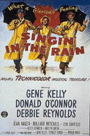 Poster for Singin&#39; in the Rain