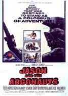 Poster for Jason and the Argonauts