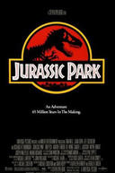 Poster for Jurassic Park