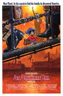 Poster for An American Tail