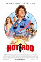 &quot;Hot Rod&quot; poster art.