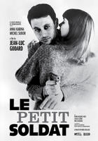 Poster art for &quot;Le Petit Soldat.&quot;