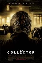 Poster Art for &quot;The Collector.&quot;