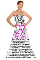 Poster art for &quot;27 Dresses.&quot;