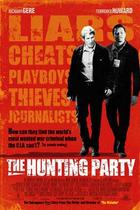 Poster art for &quot;The Hunting Party.&quot;