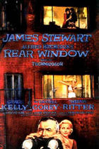 Poster art for &quot;Rear Window.&quot;