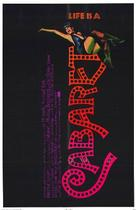 Poster art for &quot;Cabaret.&quot;