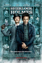 Poster art for &quot;Sherlock Holmes.&quot;