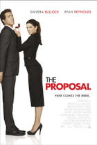 "Poster art for ""The Proposal."""
