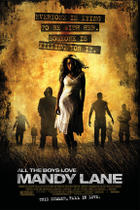 Poster art for &quot;All the Boys Love Mandy Lane&quot;