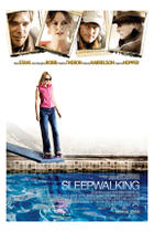 "Poster art for ""Sleepwalking."""