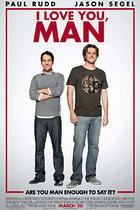 Poster Art for &quot;I Love You, Man.&quot;