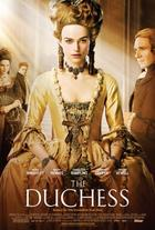 Poster art for &quot;The Duchess.&quot;