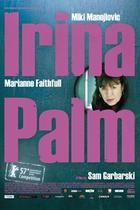 "Poster art for ""Irina Palm."""