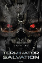 "Poster art for ""Terminator Salvation."""