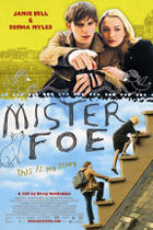 "Poster art for ""Mister Foe."""