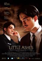 "Poster Art for ""Little Ashes."""