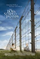 "Poster Art for ""The Boy in the Striped Pajamas."""
