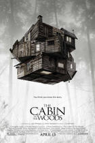 Poster art for &quot;The Cabin in the Woods.&quot;