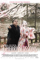 Poster art for &quot;Cherry Blossoms.&quot;