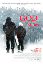 Poster art for &quot;Where God Left His Shoes.&quot;