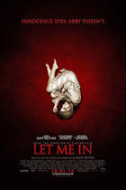 Poster art for &quot;Let Me In&quot;