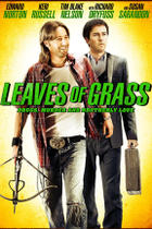 "Poster art for ""Leaves of Grass"""