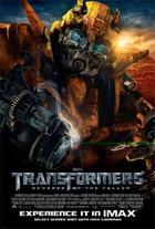 Poster art for &quot;Transformers: Revenge of the Fallen: The IMAX Experience.&quot; 