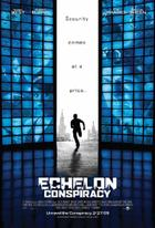 "Poster Art for ""Echelon Conspiracy."""