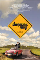 "Poster art for ""Sherman's Way."""