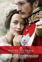 Poster art for &quot;The Young Victoria.&quot;