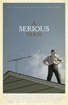 Poster art for &quot;A Serious Man.&quot;