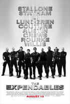 Poster art for &quot;The Expendables.&quot;