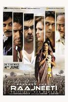 Poster art for &quot;Raajneeti.&quot;