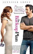Poster art for &quot;The Back-Up Plan.&quot;