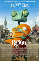 Poster art for &quot;Rango.&quot;