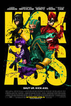 Poster art for &quot;Kick-Ass.&quot;