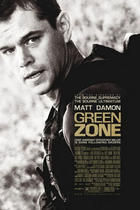 "Poster art for ""Green Zone."""