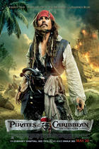 Poster art for &quot;Pirates of the Caribbean: On Stranger Tides.&quot;