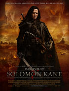 "Poster art for ""Solomon Kane."""