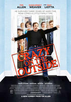 Poster art for &quot;Crazy on the Outside.&quot;