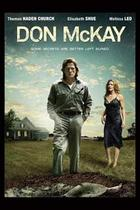 Poster art for &quot;Don McKay.&quot;
