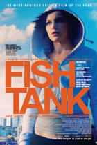 "Poster art for ""Fish Tank."""