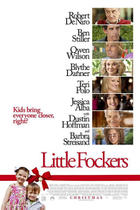 "Poster art for ""Little Fockers."""