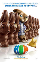 "Poster art for ""Hop"""