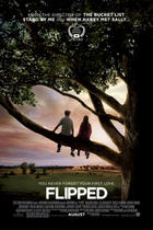 Poster art for &quot;Flipped.&quot;