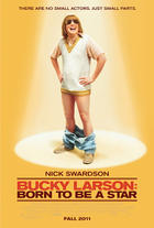 Poster art for &quot;Bucky Larson: Born to Be a Star.&quot;