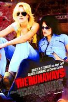 Poster art for &quot;The Runaways.&quot;
