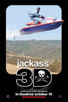 Poster art for &quot;Jackass 3D&quot;
