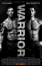"Poster art for ""Warrior."""